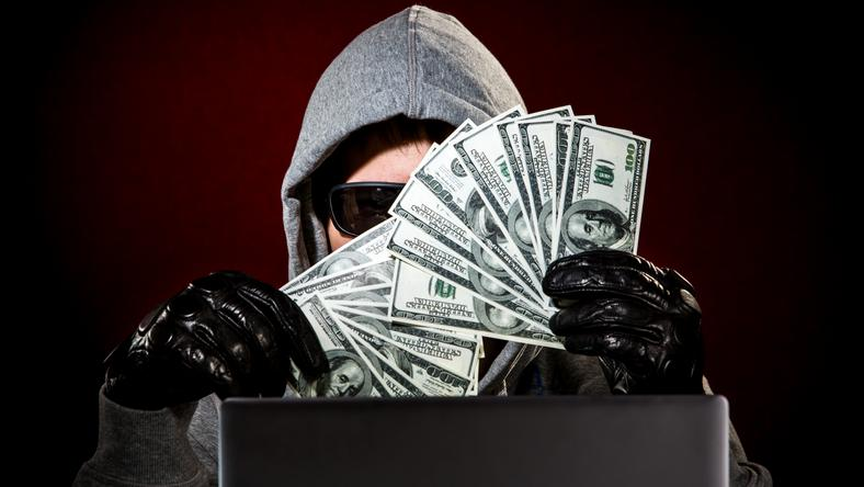 A zsarolóvírussal pénzt és adatokat lopnak. /Fotó: Northfoto