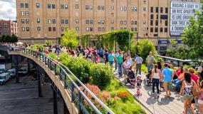 """High Line - ostatni odcinek """"podniebnego"""" parku w Nowym Jorku został oddany do użytku"""