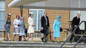 Garden Party w Pałacu Buckingham. Księżna Kate znowu zaskakuje