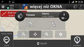 Nowy Yanosik: Autostop
