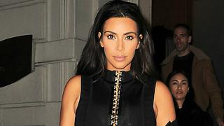 Best Look: Kim Kardashian w kurtce Vetements
