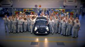 FCA Poland w Tychach - film z życzeniami świątecznymi