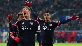 Niemcy: Robert Lewandowski bohaterem Bayernu Monachium, dwie bramki Polaka w meczu z Hamburger SV