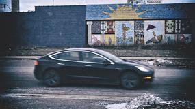 Tesla Model 3 - tajny test w Detroit