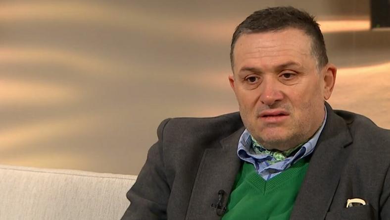 Lajcsi a kapcsolatáról is mesélt / Fotó: TV2