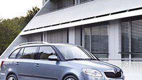 Nowa Škoda Fabia Combi: najnowsze zdjęcia