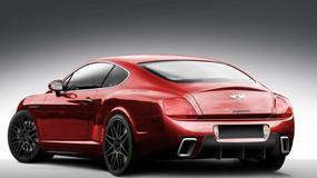 Imperialistyczny Bentley Continental GT