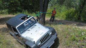 Niebezpieczny skok w bok, czyli - pokonywanie trawersu