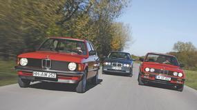 Oldtimer, youngtimer i klasyk 40 lat BMW serii 3