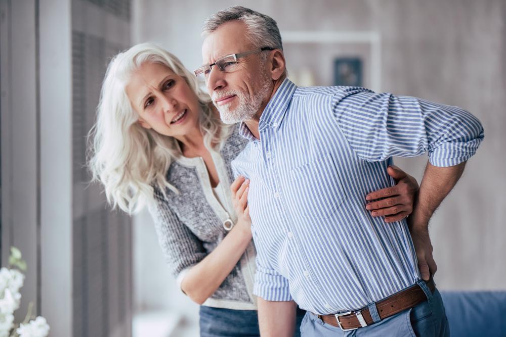 Hogyan lehet a hátfájdalom a prosztatarák tünete?