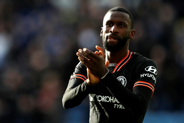 Antonio Rudiger supports Nigerians youths on #endsars protests. (onefootball)