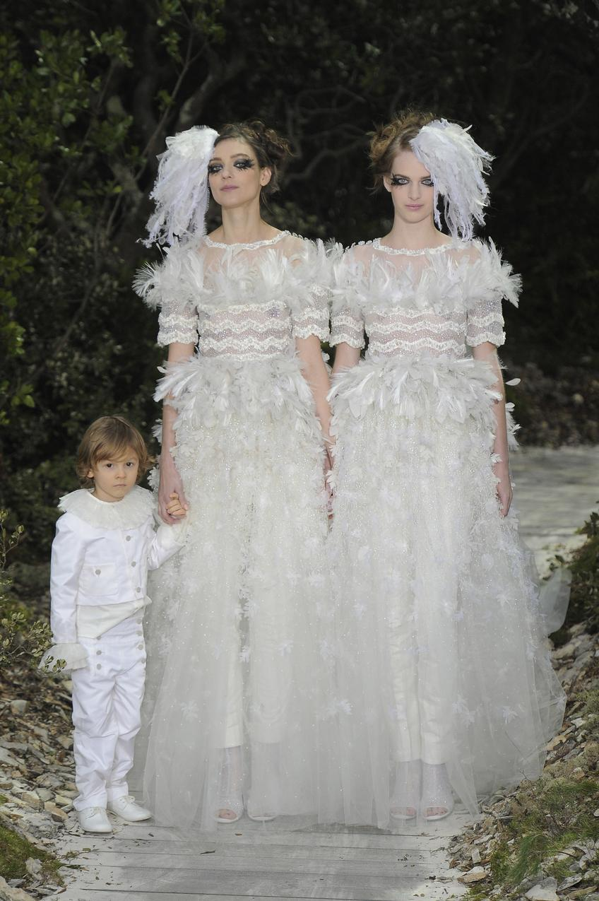 Chanel Couture Spring Summer 2013