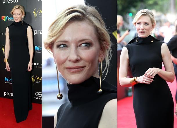 Best Look: Cate Blanchett w sukni od Giorgio Armaniego