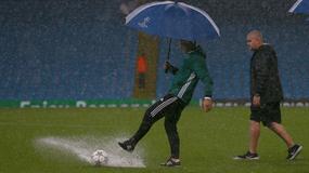 ODLOŽEN MEČ Mančesterska kiša o kojoj bruji fudbalski svet! /FOTO/