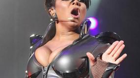 Janet Jackson na koncercie w Chinach
