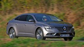 Renault Talisman - bardzo bogate wyposażenie w standardzie