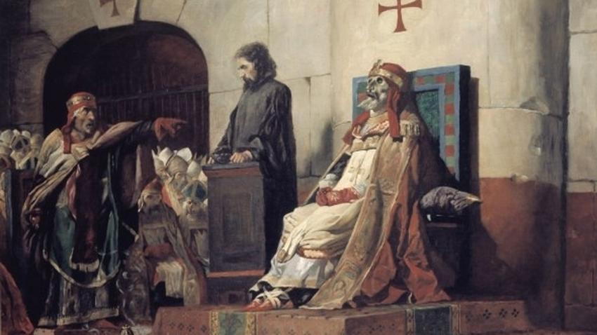 papież Stefan VI