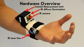 Microsoft prezentuje ulepszoną wersję Nintendo Power Glove