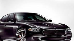 IAA Frankfurt 2007: Maserati Quattroporte Sport GT S – jeszcze bardziej sportowo-luksusowe