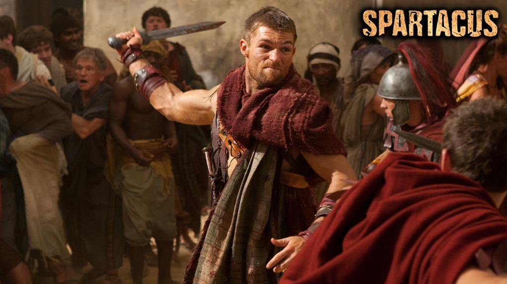 "Spartakus - Zemsta: Fugitivus"""
