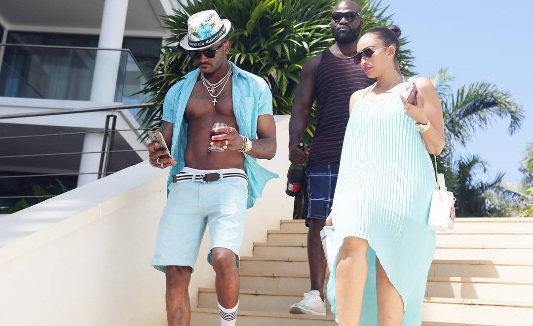 It is no news that the relationship between Diamond Platnumz and Zari has been frosty for a while now [NewzPost]