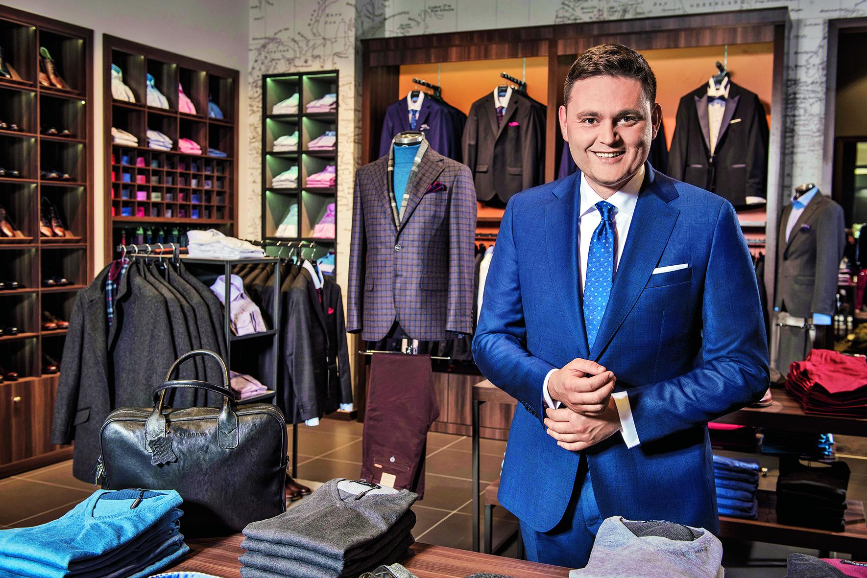 9d672e1bb2b20 Lancerto - historia sukcesu producenta garniturów - Forbes