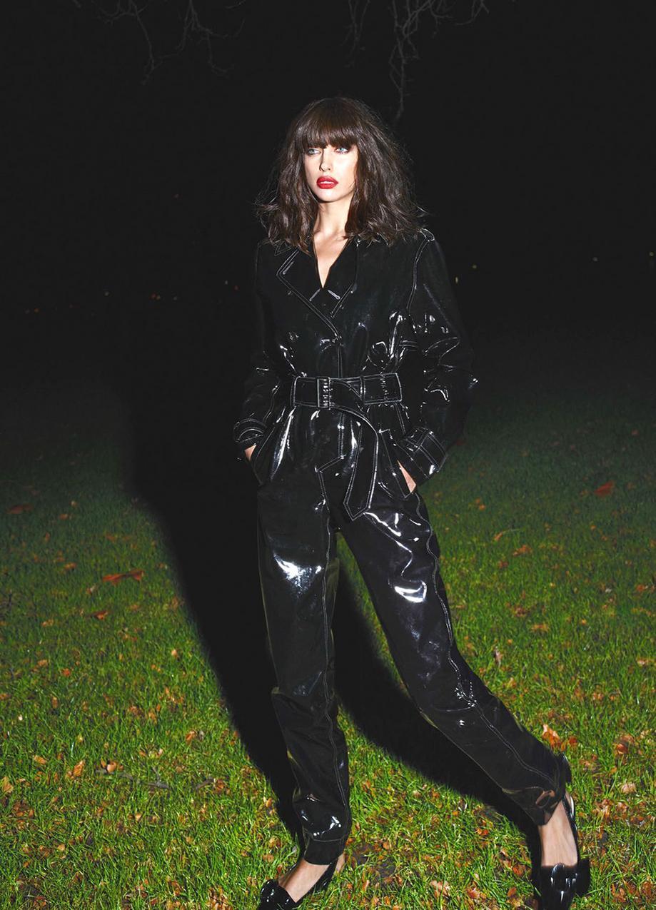 Irina Shayk for Vogue Paris
