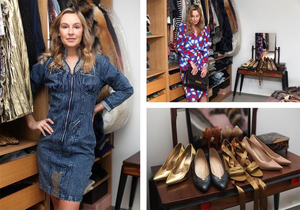 Dress For Success: Gosia Macias
