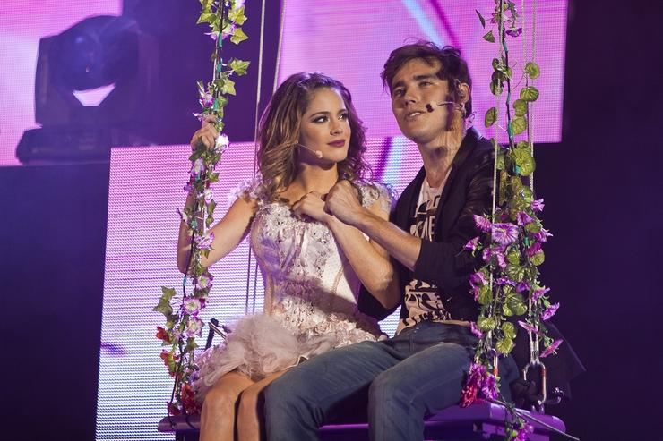 """Violetta: Koncert"": kadr z filmu"