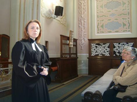Ana Petrek svakodnevno u službi svim građanima
