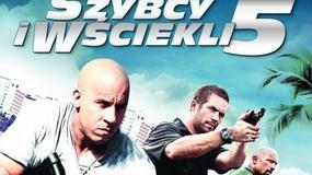 """[DVD] """"Szybcy i wściekli 5"""": szlachetni złodzieje"""