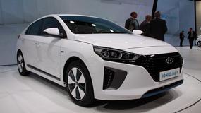 Hyundai Ioniq - debiut hybrydy (Targi Genewa 2016)