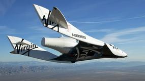 USA: katastrofa pojazdu kosmicznego Virgin Galactic
