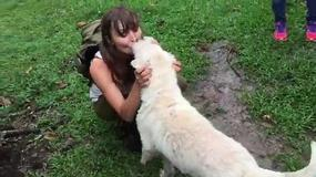 Poleciała do Peru, gdzie zakochała się w bezpańskim psie. Postanowiła go za wszelką cenę uratować