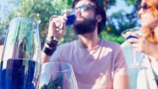 Niebieskie wino podbije rynek?