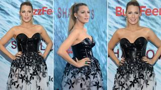 Best Look: Blake Lively w sukience Caroliny Herrera