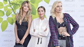 Marcelina Zawadzka, Kamilla Baar i Joanna Horodyńska na Fashion Week w Berlinie