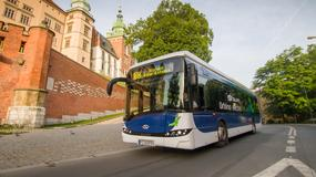 Elektryczny Solaris Urbino autobusem roku 2017