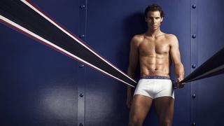Seksowny Rafael Nadal reklamuje bieliznę