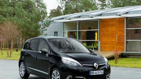 Renault Scenic po kolejnym liftingu