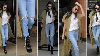 Best Look: Kendall Jenner w codziennej stylizacji w Londynie