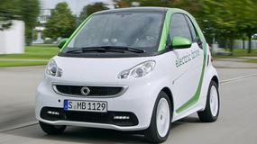 Elektryczny Smart – produkcja wstrzymana