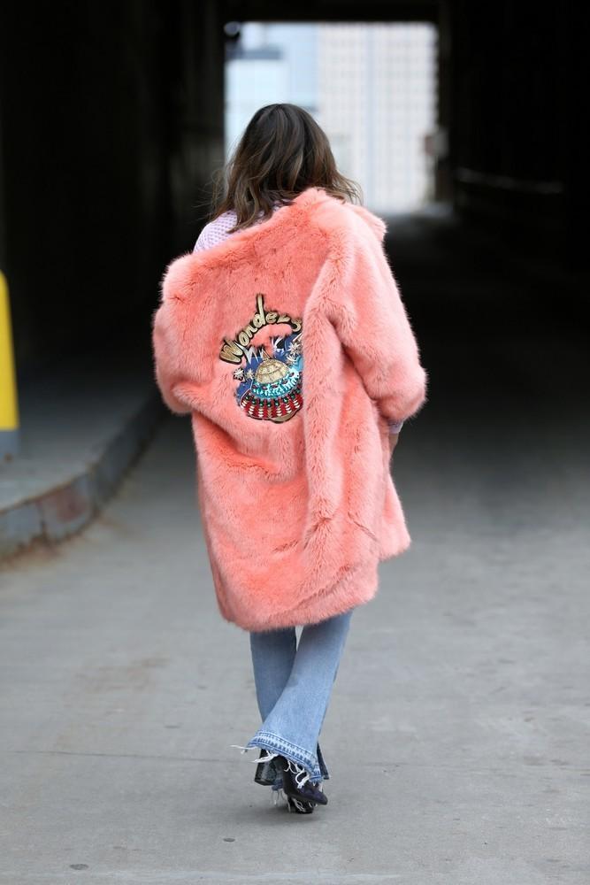 Street style w Nowym Jorku
