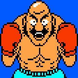 <P>6. Bald Bull (Punch-Out!!)  </P>Potrzeba niesamowitego refleksu, żeby znokautować tego dużego, starego, łysego boksera z Istambułu.