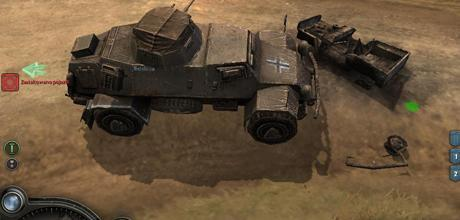 """Screen z gry """"Company of Heroes: Opposing Fronts"""""""