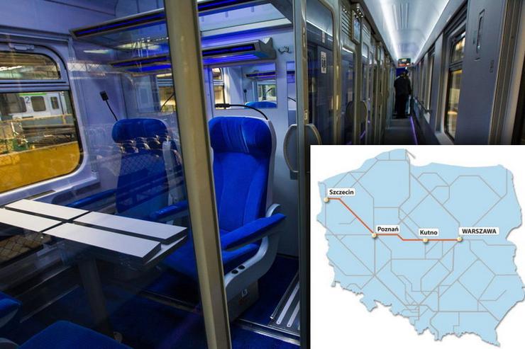 pociagi flirt 3 Pkp intercity stadler/newag flirt 3 - prezentacja pociągu w kielcach prezes pkp intercity jacek leonkiewicz opowiada o nowych.