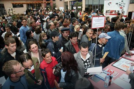 Od 1.000 posetilaca sajma 300 će dobiti posao