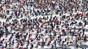 Sancheoneo - zimowy festiwal wędkarski w Korei