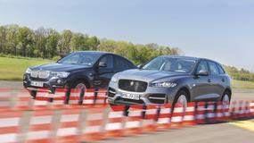 Pojedynek indywidualistów - BMW X4 i Jaguar F-Pace