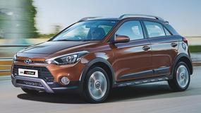 Hyundai i20 Active z Indii